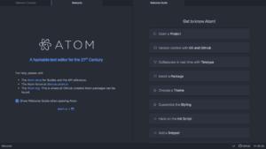 Atom app